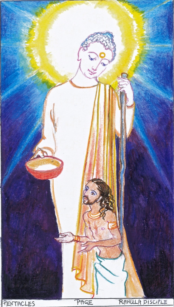 The Sacred India Tarot
