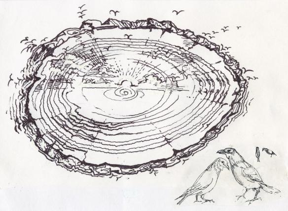 wood yantra