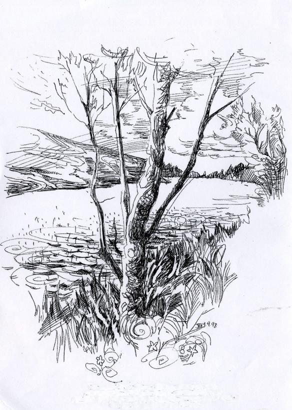 Loch Saugh, Kincardine