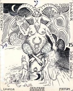 Arcana 15 devil