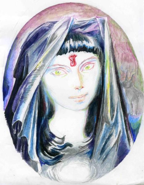 priestess of Isis 2003