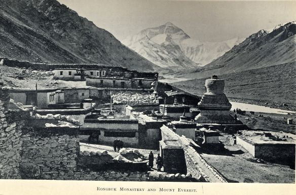Photo by British Everest expedition 1922