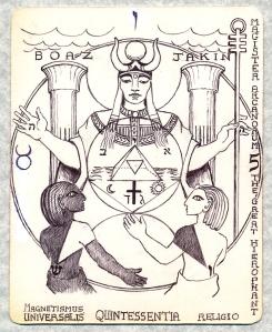 Arcanum 5 Hierophant