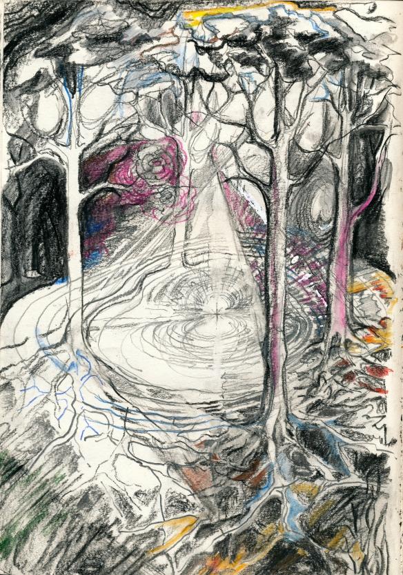 Grail trees sanctuary
