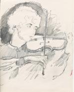 29 Violinist 1