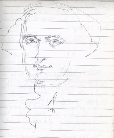 3 master R, sketch 2
