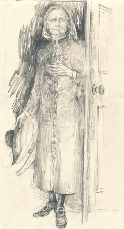 liszt in door