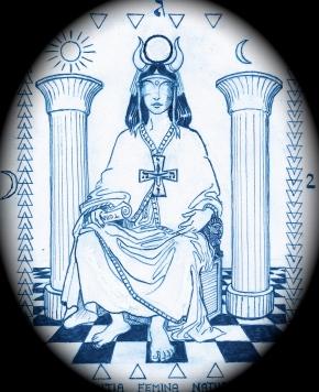 Arcanum 2 priestess