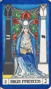 bota key 2 priestess