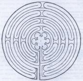 Labyrinth & Cross - Version 2