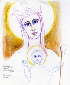 Notre Dame de la Belle Verriere