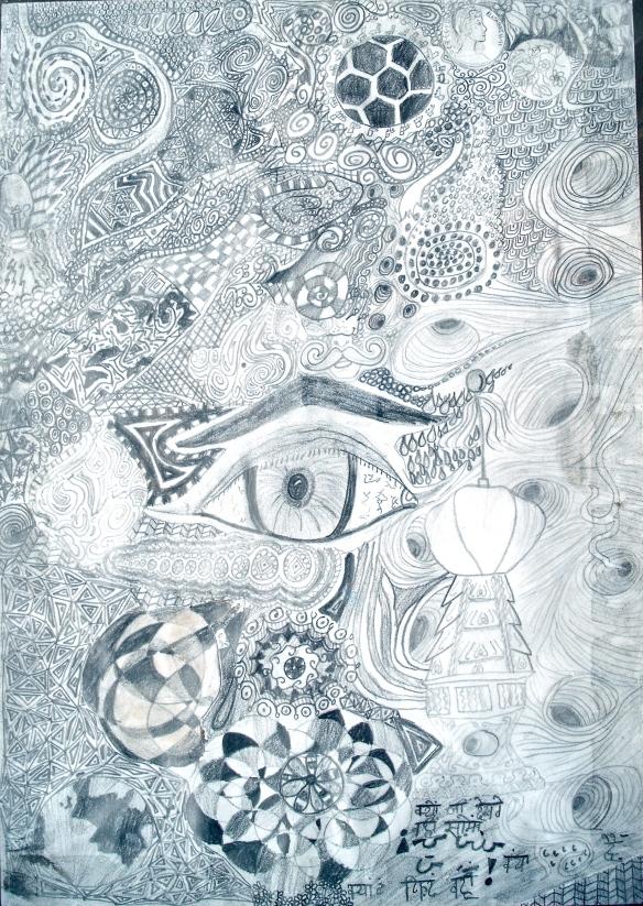 Riss's labyrinth - age 9
