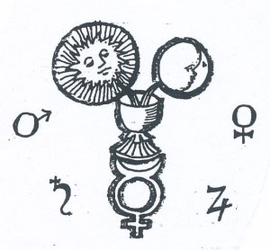 sun moon mercury