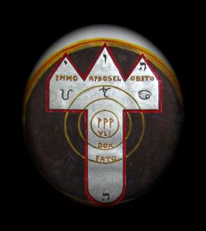 Trident of Paracelsus