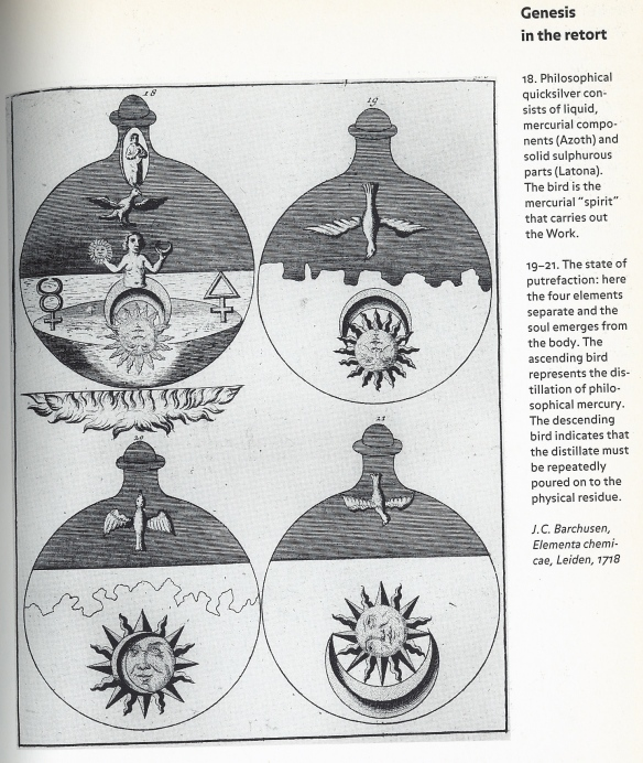 An Illustration from A.Roob's Alchemy & Mysticism