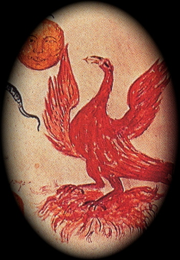 bird of fire 18th c