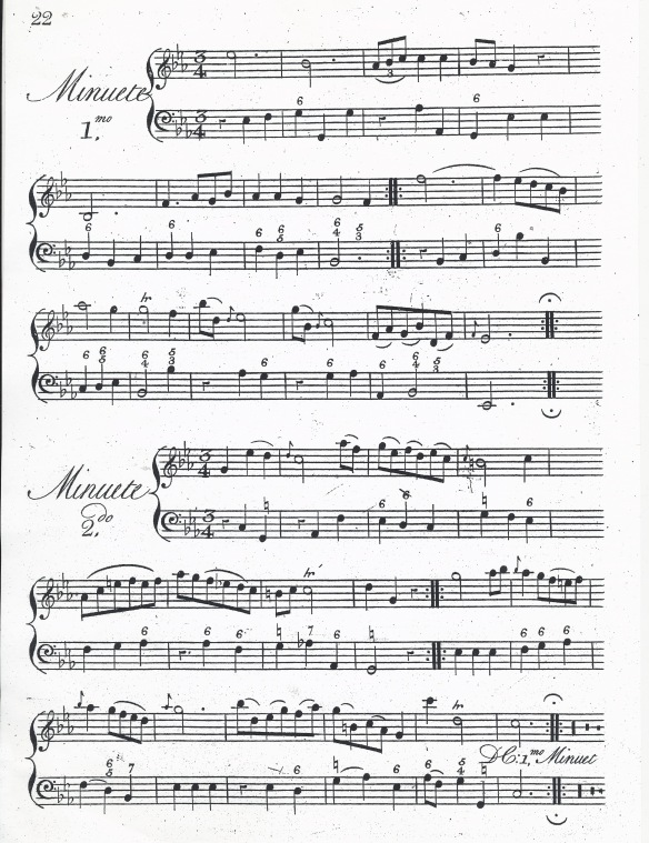 The maestro wrote in the baroque form of the day, with figured bass/continuo to indicate the harmonies.  I play it on the piano, but it his might adapt interestingly to modern instrumentation