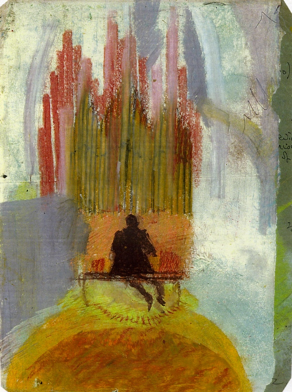 Organist - 1968