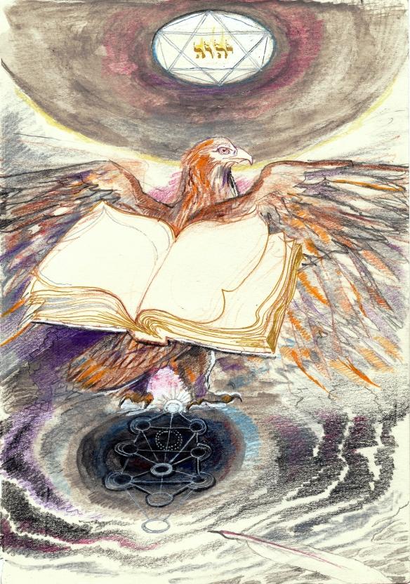 Alchemy Eagle Daat