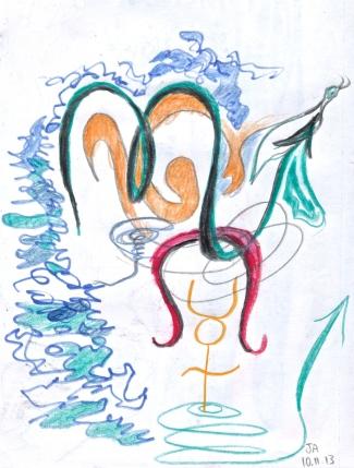 rahu 3 - with scorpio, mercury turns direct