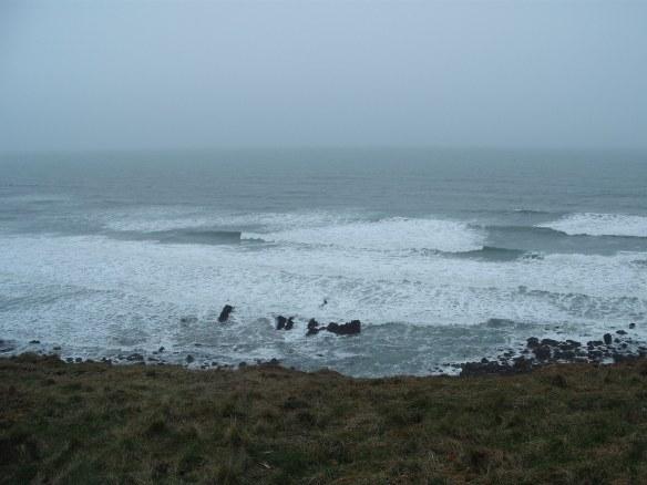 The tide, near Hartland