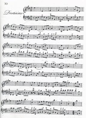 Master R - Violin sonata II - 5