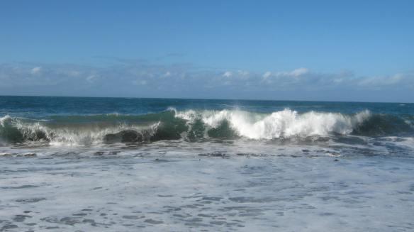wave break one