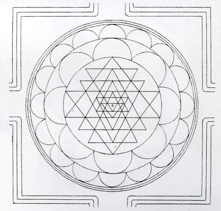 67 The Sri Chakra Yantra