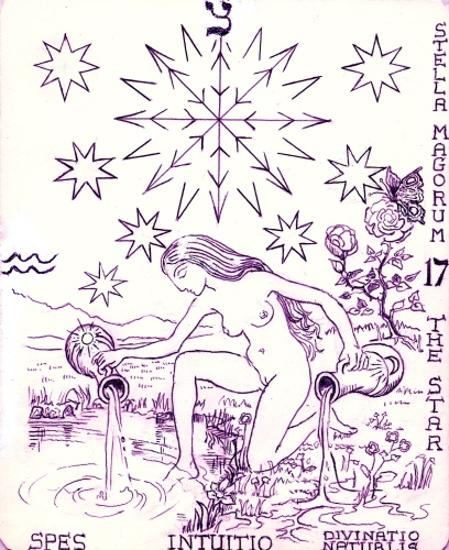 Arcanum 17 star