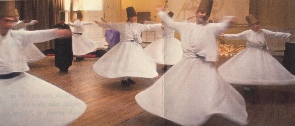 Dervishes at Colet House