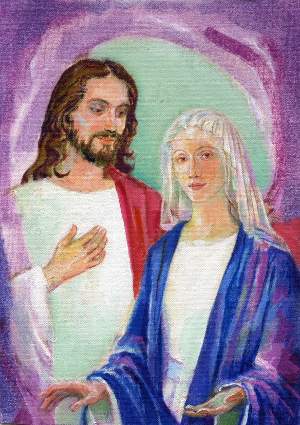 Yeshua and Miriam