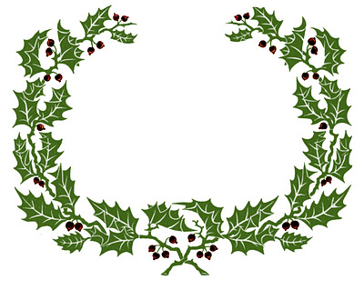 wreath+holly+vintage+image+graphicsfairy+gr copy