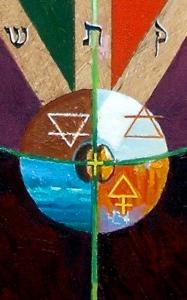 Kabbalah 1989 79 tree of life - Version 3