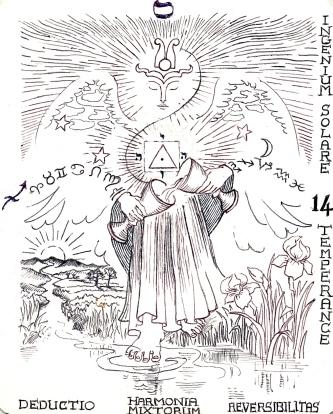 Arcanum 14 temperance