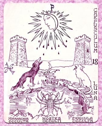 Arcanum 18 moon