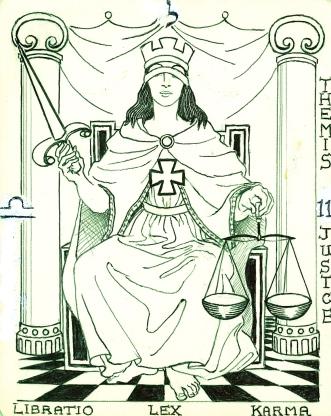Arcanum 11 justice