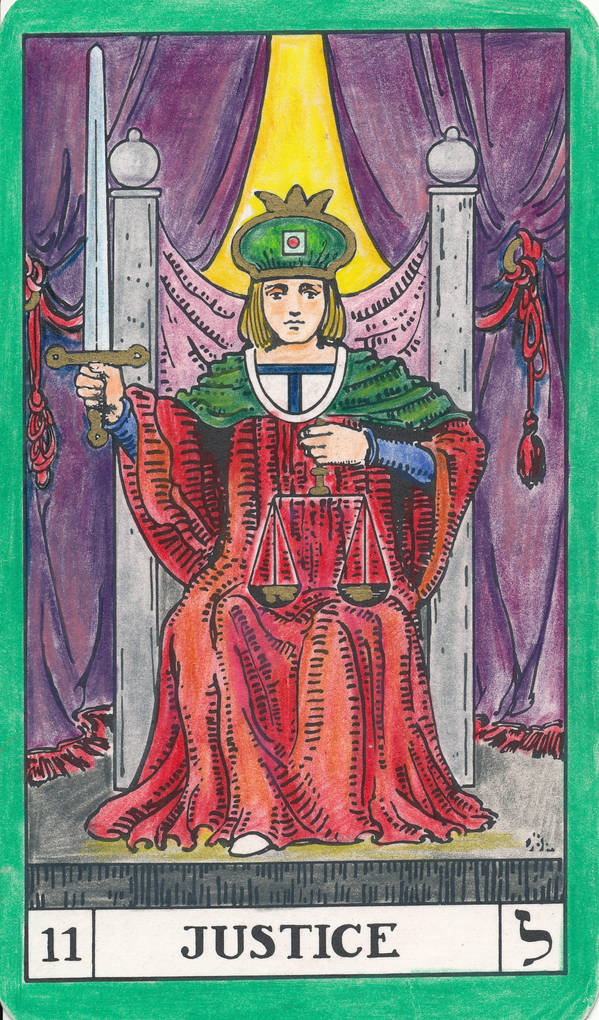 Bota Key 1 Magician: Discoveries With Tarot And A Garden (4)