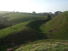 nether stowey castle hill