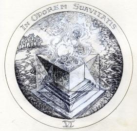 Solomon's Cube Emblem 6