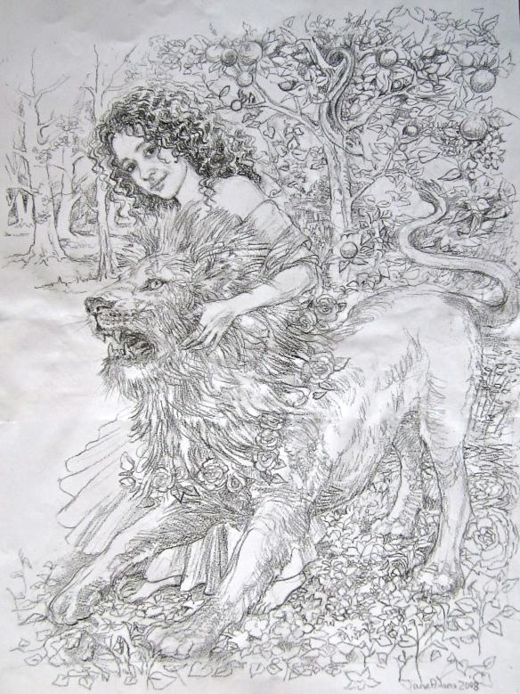 with aslan