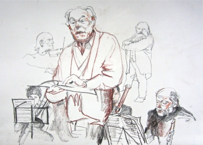 timothy west with orchestra of age of enlightenment